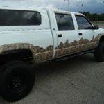 custom truck paint