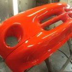 front fender paint