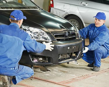 Auto Body Collision Repair in Springfield OH